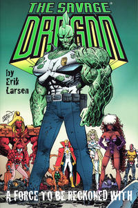 Cover Thumbnail for Savage Dragon (Image, 1996 series) #[2] - A Force to be Reckoned With