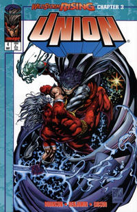 Cover Thumbnail for Union (Image, 1995 series) #4