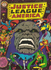 Cover Thumbnail for Justice League of America (K. G. Murray, 1983 series) #1