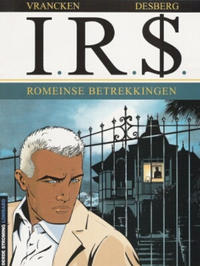 Cover Thumbnail for I.R.$. (Le Lombard, 1999 series) #9 - Romeinse betrekkingen
