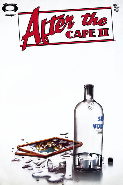 Cover for After the Cape II (Image, 2007 series) #1