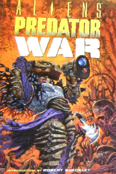 Cover for Aliens / Predator: War (Dark Horse, 1996 series) #[nn]