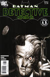 Cover for Detective Comics (DC, 1937 series) #818 [Second Printing]