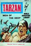 Cover for Tarzan World Adventure Library (World Distributors, 1967 series) #1