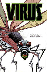 Cover Thumbnail for Virus (Dark Horse, 1995 series)