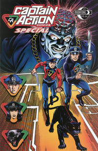Cover Thumbnail for Captain Action Comics Special (Moonstone, 2010 series) #1
