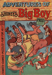 Cover Thumbnail for Adventures of Big Boy (Paragon Products, 1976 series) #9