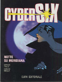 Cover Thumbnail for Cybersix (Eura Editoriale, 1993 series) #41