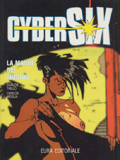 Cover for Cybersix (1993 series) #40