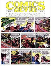 Cover Thumbnail for Comics Revue (Manuscript Press, 1985 series) #159