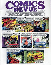 Cover Thumbnail for Comics Revue (Manuscript Press, 1985 series) #157