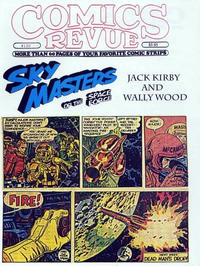 Cover for Comics Revue (1985 series) #130