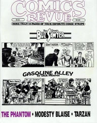 Cover Thumbnail for Comics Revue (Manuscript Press, 1985 series) #122