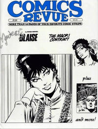 Cover for Comics Revue (Manuscript Press, 1985 series) #120