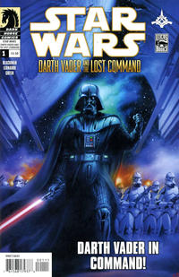 Cover Thumbnail for Star Wars: Darth Vader and the Lost Command (Dark Horse, 2011 series) #1