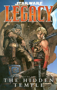 Cover Thumbnail for Star Wars: Legacy (Dark Horse, 2007 series) #5 - The Hidden Temple