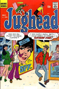 Cover Thumbnail for Jughead (Archie, 1965 series) #180