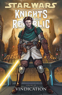 Cover Thumbnail for Star Wars: Knights of the Old Republic (Dark Horse, 2006 series) #6 - Vindication