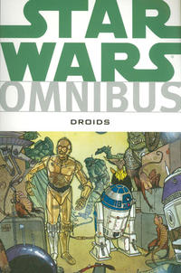 Cover Thumbnail for Star Wars Omnibus: Droids (Dark Horse, 2008 series)
