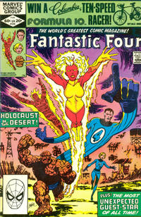Cover Thumbnail for Fantastic Four (Marvel, 1961 series) #239 [Direct Edition]