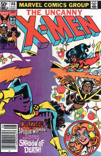 Cover Thumbnail for The Uncanny X-Men (Marvel, 1981 series) #148
