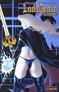 Cover Thumbnail for Brian Pulido's Lady Death: Sacrilege (Avatar Press, 2006 series) #1