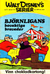 Cover for Walt Disney's serier (Hemmets Journal, 1962 series) #2/1971 - Björnligans bovaktiga bravader