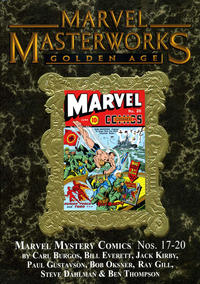 Cover Thumbnail for Marvel Masterworks: Golden Age Marvel Comics (Marvel, 2004 series) #5 (149) [Limited Variant Edition]