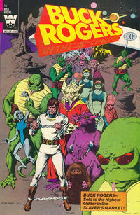 Cover Thumbnail for Buck Rogers in the 25th Century (Western, 1979 series) #16 [White Logo Variant]