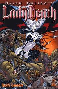 Cover Thumbnail for Lady Death: Death Goddess (Avatar Press, 2005 series)