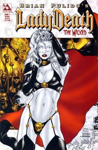 Cover Thumbnail for Lady Death: The Wicked (Avatar Press, 2005 series) #1