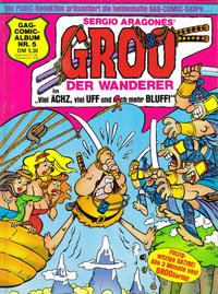 Cover Thumbnail for Groo der Wanderer (Condor, 1984 series) #5