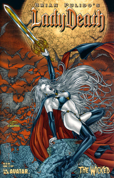 Cover for Lady Death: The Wicked (2005 series) #1/2