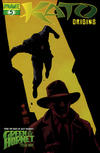 Cover Thumbnail for Kato Origins (2010 series) #5 [Francesco Francavilla Cover]