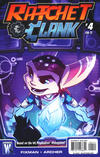Cover for Ratchet & Clank (DC, 2010 series) #4