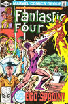 Cover for Fantastic Four (Marvel, 1961 series) #228 [direct edition]