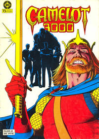 Cover Thumbnail for Camelot 3000 (Zinco, 1984 series) #2