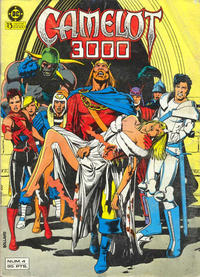 Cover Thumbnail for Camelot 3000 (Zinco, 1984 series) #4