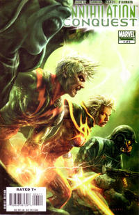 Cover Thumbnail for Annihilation Conquest (Marvel, 2008 series) #4