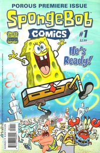 Cover Thumbnail for SpongeBob Comics (United Plankton Pictures, Inc., 2011 series) #1
