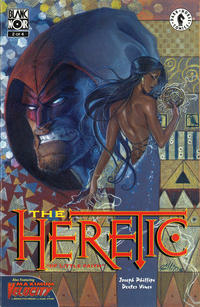 Cover Thumbnail for The Heretic (Dark Horse, 1996 series) #2