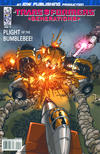 Cover for The Transformers: Generations (IDW, 2006 series) #4 [Cover B]