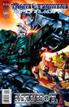 Cover Thumbnail for The Transformers: Spotlight: Sixshot (2006 series) #[nn] [Cover A]