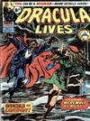 Cover for Dracula Lives (Marvel UK, 1974 series) #3