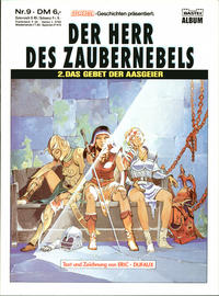 Cover Thumbnail for Gespenster-Geschichten prsentiert: (Bastei Verlag, 1985 series) #9