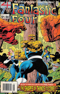 Cover Thumbnail for Fantastic Four (Marvel, 1961 series) #403 [Newsstand Edition]