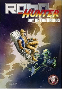 Cover Thumbnail for Robo-Hunter: Day of the Droids (DC, 2005 series)
