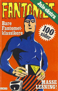Cover Thumbnail for Fantomets juleekstra (Semic, 1977 series) #24b/1977