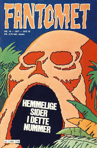 Cover Thumbnail for Fantomet (Semic, 1976 series) #18/1977