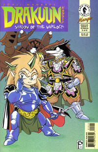 Cover Thumbnail for Drakuun (Dark Horse, 1997 series) #15